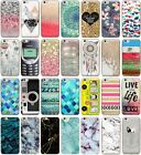Soft Rubber Ultra Slim Silicone TPU Phone Cover Case For iPhone 5 SE 6 6S 7 Plus