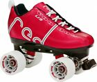 Labeda Voodoo U3 Complete Red Speed Skates