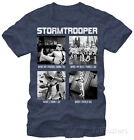 Star Wars- What a Troopers Does Apparel T-Shirt - Navy Htr $8.98 USD on eBay