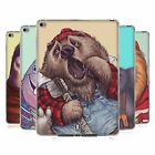 HEAD CASE DESIGNS ANIMAL PLAY SOFT GEL CASE FOR APPLE SAMSUNG TABLETS