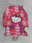 DOG CAT FERRET Custom Travel Harness~Pink ART DECO Hello Kitty Butterfly Retro