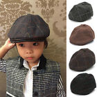 Baby Kids Girl Boy Beret Hat Peaked Cap Child Leisure Caps Photo Photography