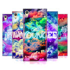 HEAD CASE DESIGNS CHROMATIC CLOUDS HARD BACK CASE FOR SONY PHONES 1