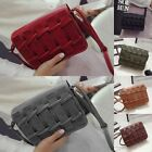 Fashion Women Leather Messenger Cross body Shoulder Bag Satchel Handbag Purse