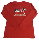 Southern Country Clothing The South Long Sleeve Pocket T-shirt