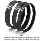 HTD5M Series Timing Rubber Drive Belt Arc Teeth 10/15/20mm Width 1/5'' Pitch