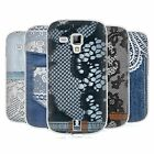 HEAD CASE DESIGNS JEANS AND LACES SOFT GEL CASE FOR SAMSUNG GALAXY S DUOS S7562