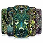 HEAD CASE DESIGNS AZTEC ANIMAL FACES SERIES 6 BACK CASE FOR SAMSUNG GALAXY S4