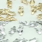 Cactus Metal Beads Pendants Gold Silver beads for Jewelry Making Supplies #235