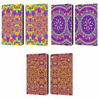 HEAD CASE DESIGNS MANDALA FLOWERS LEATHER BOOK WALLET CASE FOR APPLE iPAD AIR 2