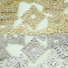Baroque Metal Beads Pendants Gold Silver beads for Jewelry Making Supplies #240
