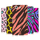 HEAD CASE DESIGNS MAD PRINT 2 HARD BACK CASE FOR SONY XPERIA Z3 COMPACT