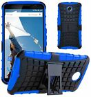 G-Shield® Shockproof Heavy Duty Stand Case Cover For Motorola Google Nexus 6