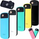 Hybrid Rugged Armor Shockproof Hard Case Stand Cover For iPhone 5 6 6s 7 Plus SE
