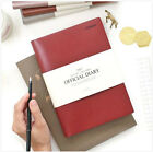 The Official Diary Undated Planner Scheduler Journal Agenda Schedule Book Note