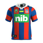 NEWCASTLE KNIGHTS NRL 2017 OFFICIAL ISC HOME MENS ADULTS JERSEY SUPPORTER