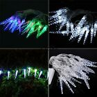 5M 20 LED Icicle String Lights Outdoor Fairy Xmas Wedding Party Light Decor TXCL