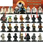 Lots of Different Starwars Mini Figures NEW UK Seller Fits Lego Star Wars £2.95 GBP