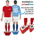 Funny Subbuteo Football Fancy Dress Costume Ideal For Stag Do 80's 90's Party