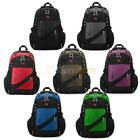 "Stylish Traveling Multi Purposes Shoulder Nylon 15.6"" Laptop Backpack Swissgear"