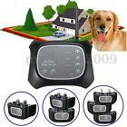 Wireless Pet Fence Containment 1 /2 /3 Dog Systems Waterproof US EU