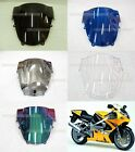 Windscreen for Suzuki GSXR 600 750 1000 K1 K2 00-03 Windshield Fairing S02 33#G