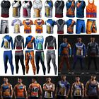 3D Tee Dragon Ball Z Goku Vegeta Sports Clothing Men