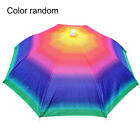 Umbrella Hat Sun Shade Camping Fishing Hiking Outdoor Foldable Headwear LAUS