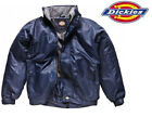 WATERPROOF JACKET WARM OUTDOORS FLEECE COLLAR M-XXL WORK DICKIES JW7006 FULTON