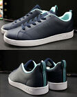 Adidas Sneakers Shoes Advantage Clean Stan Smith Boy woman Navy