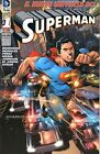 SUPERMAN MENSILE NEW 52 #01 [SUPER VARIANT SILVER] - RW LION -