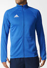 adidas Tiro17 Mens Training Jacket - Blue