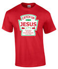 Catch Up with Jesus T-shirt