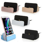 Aluminum Charging Dock Cradle Sync Station Stand For Samsung Galaxy S4 S5 S6 S7