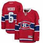 Shea Weber Montreal Canadiens Reebok Home Premier Player Jersey Red NHL