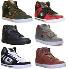 Dc Shoes Spartan High Wc Mens Skate Canvas Trainers