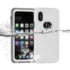 Slim Waterproof Dirt Snow Shockproof Diving Case Cover For iPhone X 6S 7 8 Plus