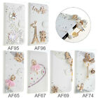 Luxury Wallet Stand Flip Card Leather Case Cover For Asus Zenfone 2 Laser ZE500K