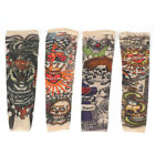Fake Nylon Kid Temporary Tattoo Sleeves Arm Stockings For Cool Child Pack of 2