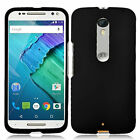 For Motorola Moto X Style Pure Edition Phone Case Rubberized Hard Matte Cover