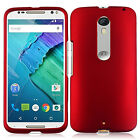 For Motorola Moto X Style Pure Edition Rubberized Hard Matte Phone Case Cover