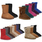 Top Style Yeti Boots 36-42 Damen Stiefel 91224 New Look