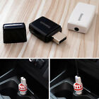 1 Pcs Car USB Bluetooth Aux Audio Stereo Music Receiver Adapter For Android IOS