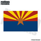 Arizona State Flag Decal AZ Car Truck Bumper Window Gloss Vinyl Sticker H1G