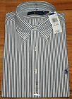 NEW NWT Polo Ralph Lauren Mens Long Sleeve Button Down Dress Shirt Pony Logo $74