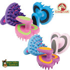 Cottage Craft Heart Shaped Curry Comb (Horse Grooming) (R244)