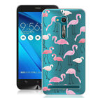 For Zenfone Go ZB500KL Case Cover Soft Clear TPU Rubber Ultra Slim Shockproof