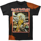 Iron Maiden Bleached Killers Square T-shirt