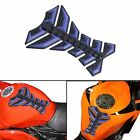 Motorcycle 3D Rubber Tank Pad Protector Decal Sticker Universal Motorbike Emblem