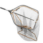 Savage Gear Pro Folding Landing Net Tele Handle NEW Lure Fishing   *All Sizes*